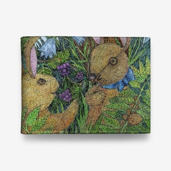 Кошелек «Кролики»