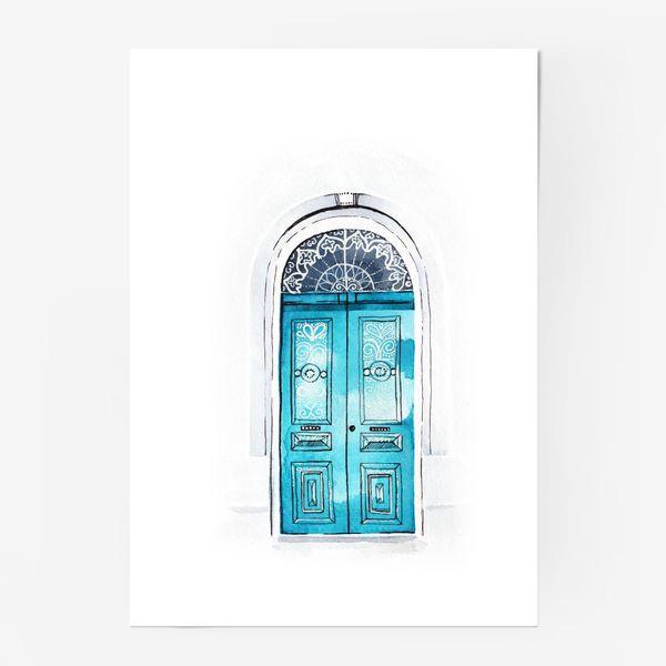 Постер «Door»