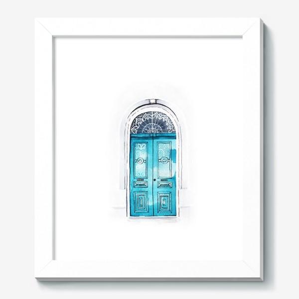 Картина «Door»