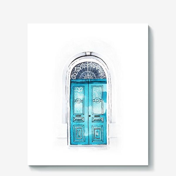 Холст «Door»