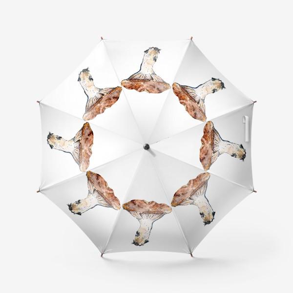 Зонт «Гриб. Начинаем грибную охоту!»