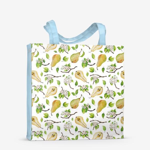 Сумка-шоппер «Грушевый сад»