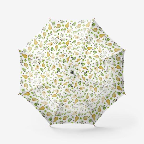 Зонт «Грушевый сад»