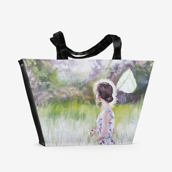 Пляжная сумка «Летняя прогулка»