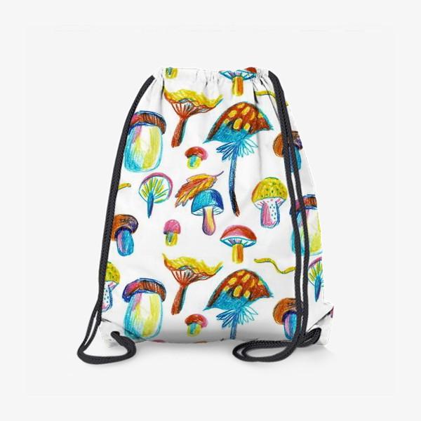 Рюкзак «Грибочки»