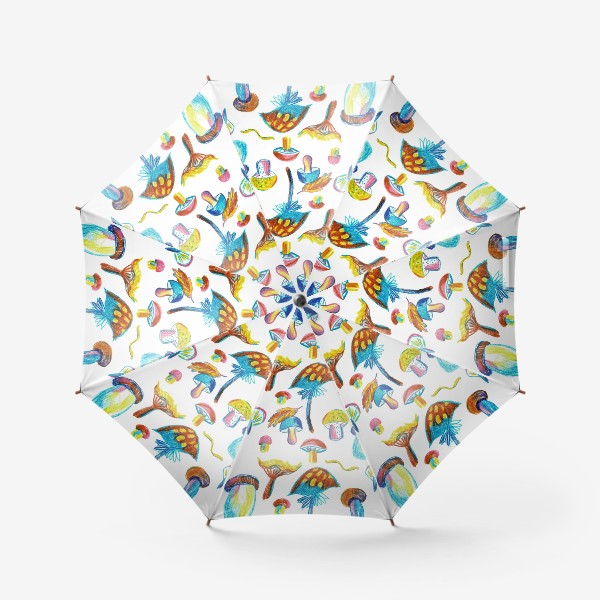 Зонт «Грибочки»