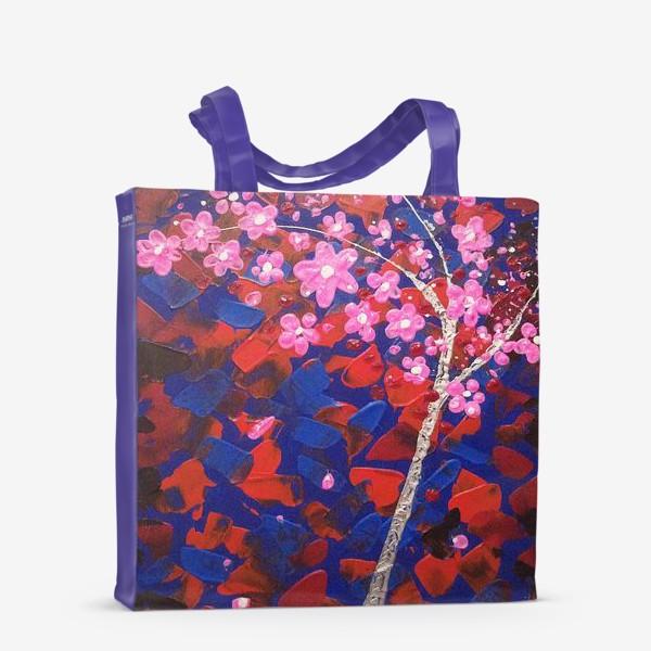 Сумка-шоппер «Цветущее Дерево»