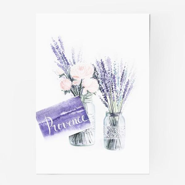Постер «Provence»