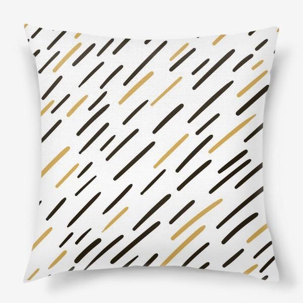 Подушка «Полосочки»