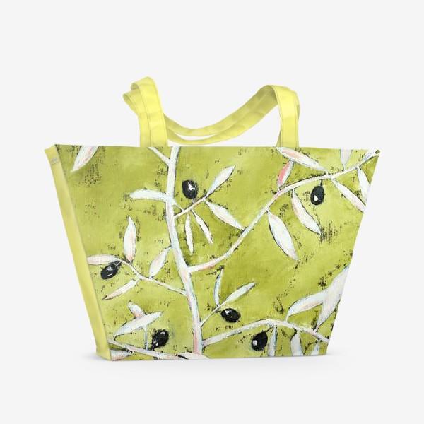 Пляжная сумка «Олива»