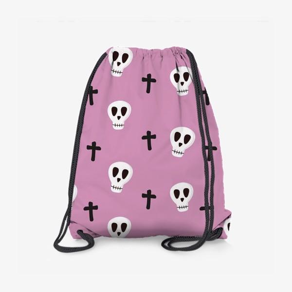 Рюкзак «Черепушки»
