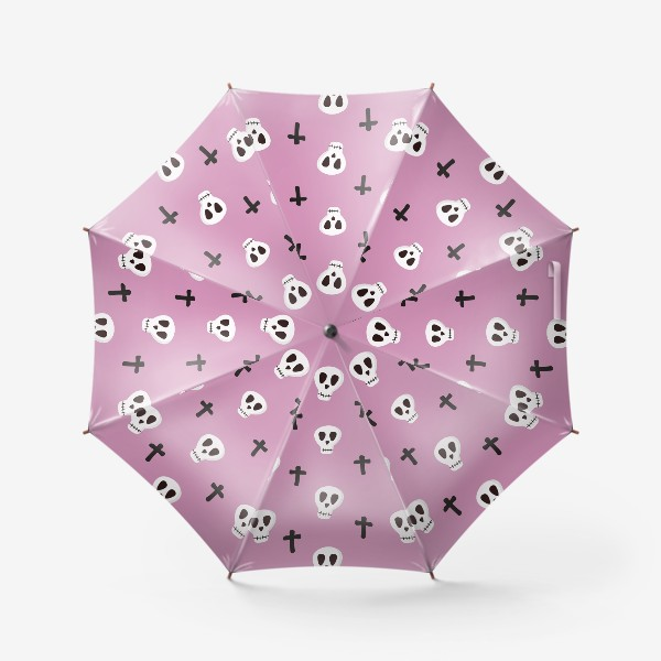 Зонт «Черепушки»