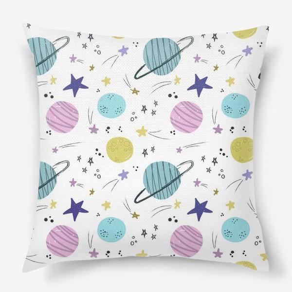 Подушка «Космос»