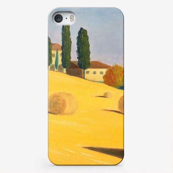 Чехол iPhone «Тоскана»