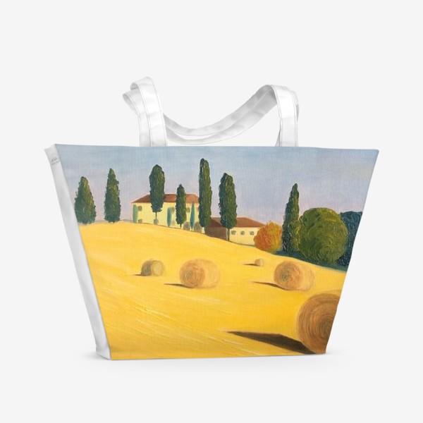 Пляжная сумка «Тоскана»