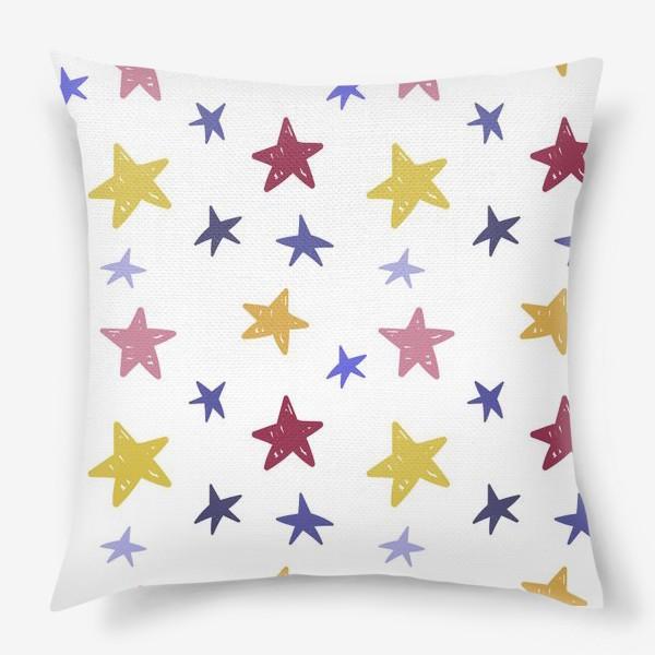 Подушка «Звезды»
