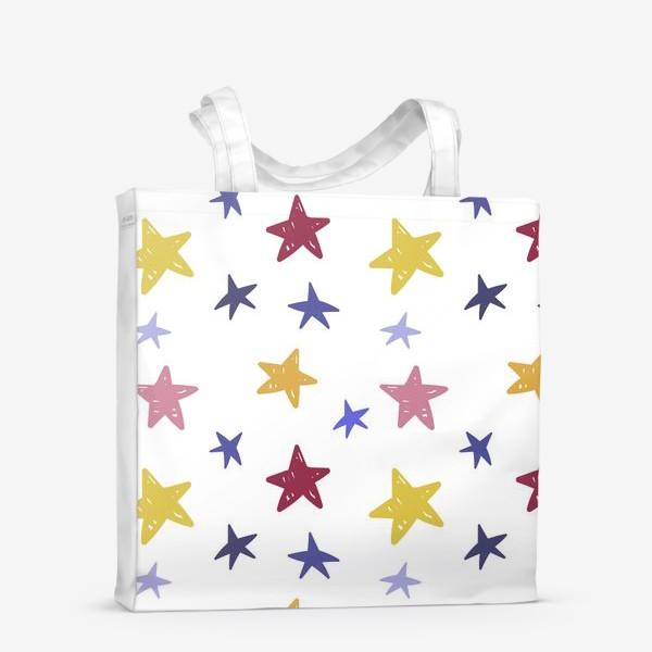 Сумка-шоппер «Звезды»