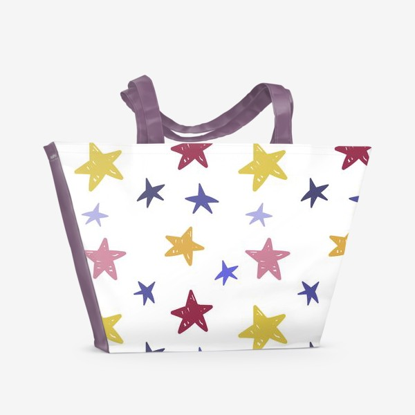 Пляжная сумка «Звезды»