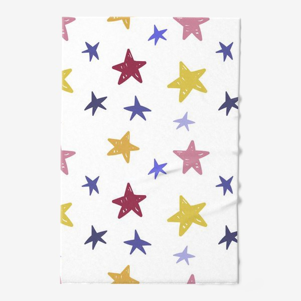 Полотенце «Звезды»