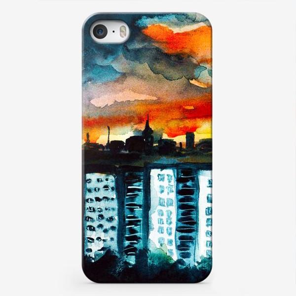 Чехол iPhone «Городская романтика»