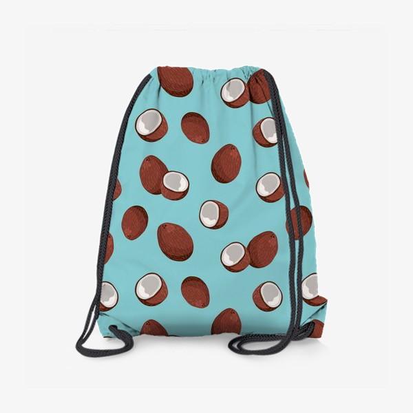 Рюкзак «Кокосы»