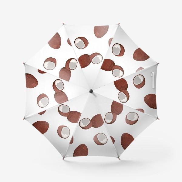 Зонт «Кокосы»