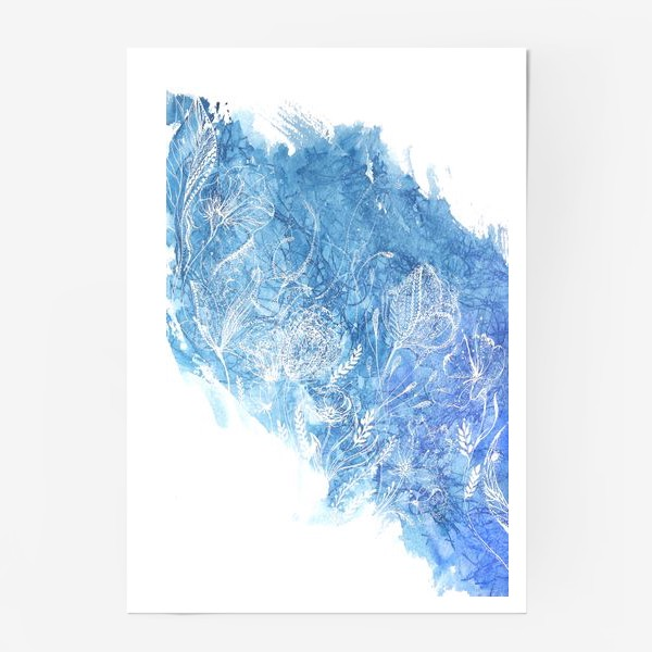 Постер «Blossom»