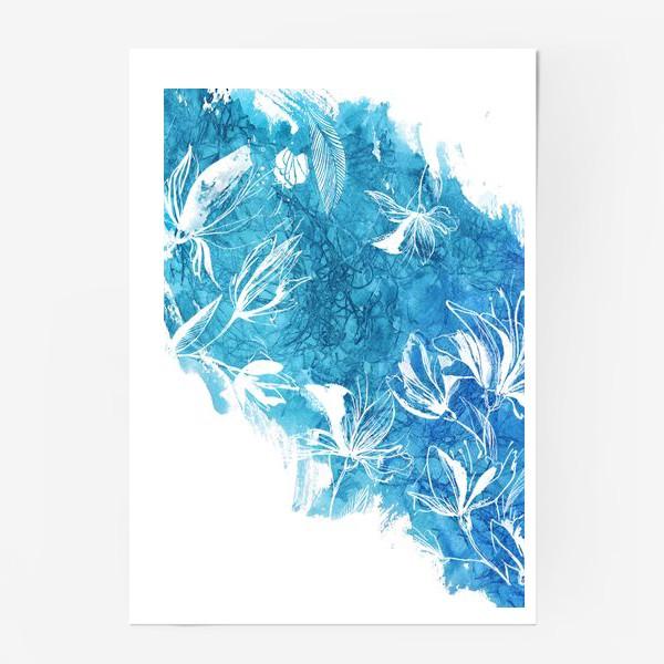 Постер «Цветение, Blossom 2»