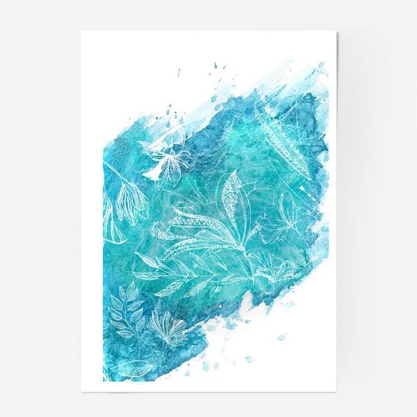 Постер «Blossom 3»