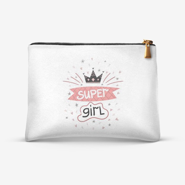 Косметичка «Super Girl»