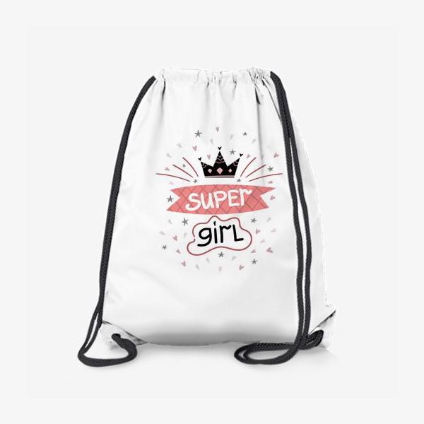 Рюкзак «Super Girl»