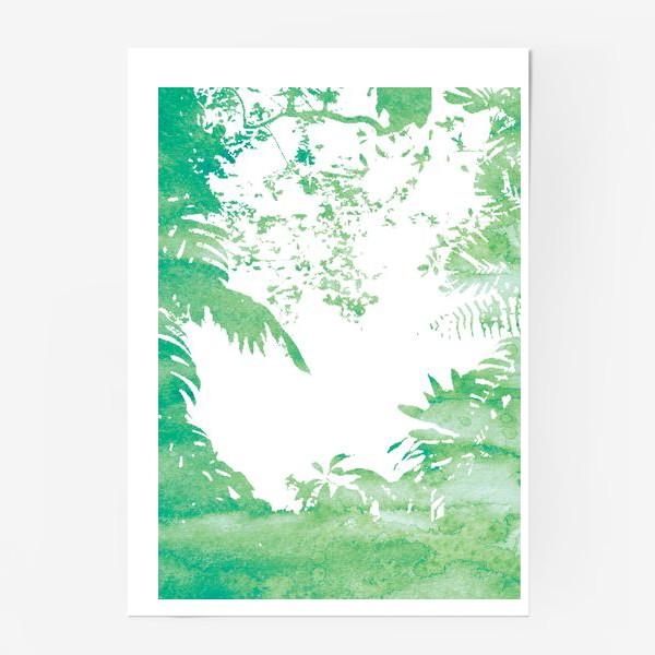 Постер «Tropic»