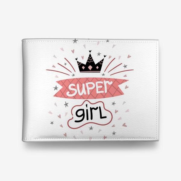 Кошелек «Super Girl»