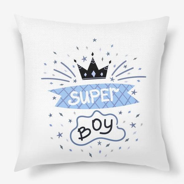Подушка «Super Boy»