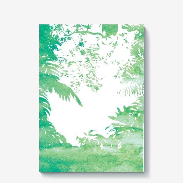 Холст «Tropic»