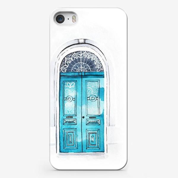 Чехол iPhone «Door»