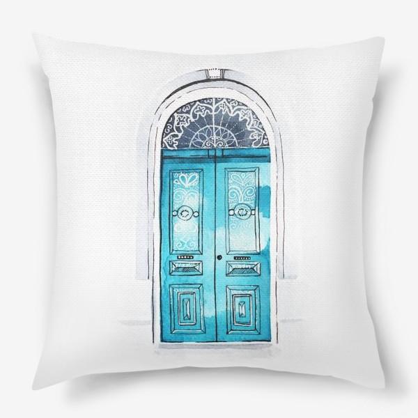 Подушка «Door»