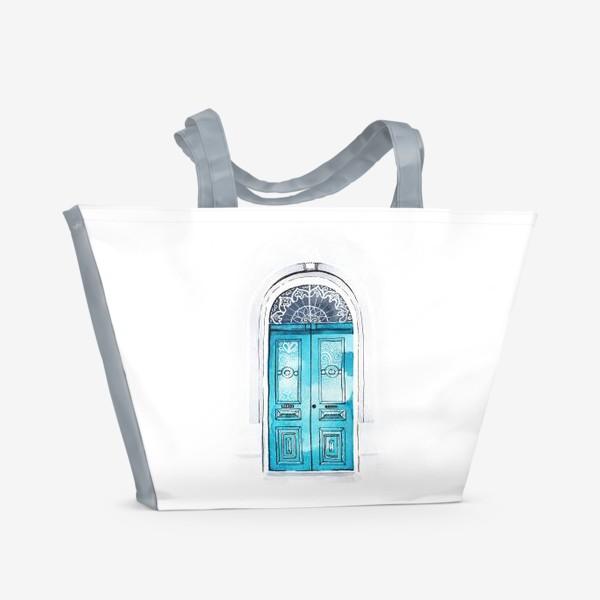 Пляжная сумка «Door»