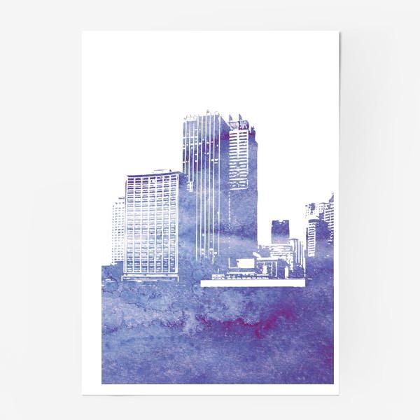 Постер «City»