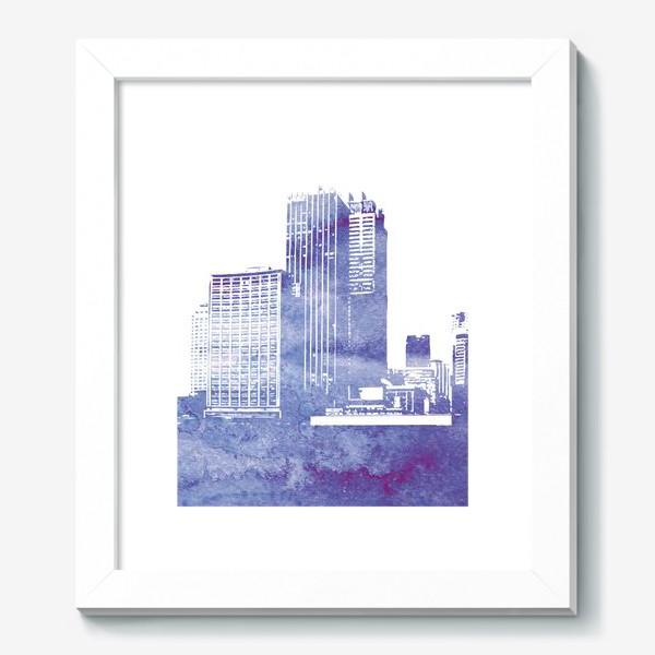 Картина «City»