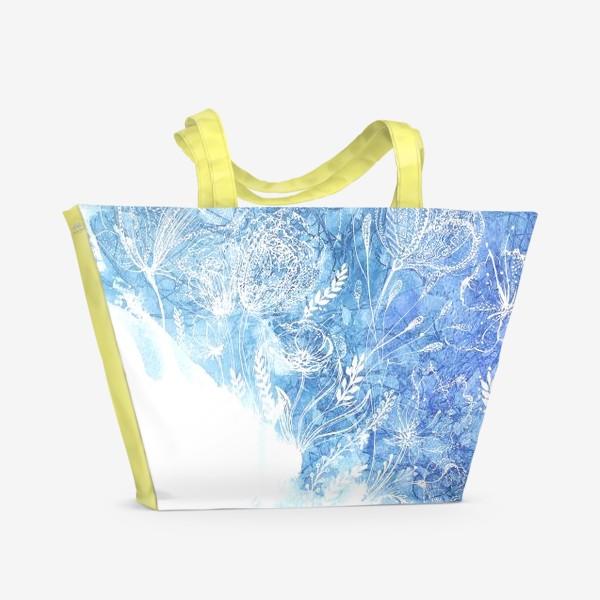 Пляжная сумка «Blossom»