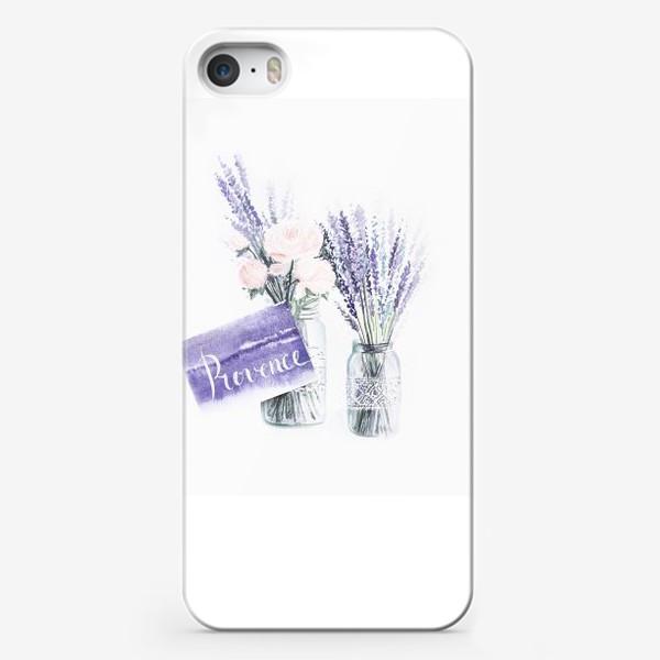 Чехол iPhone «Provence»