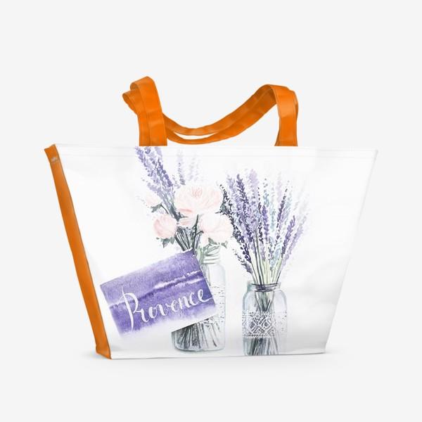 Пляжная сумка «Provence»