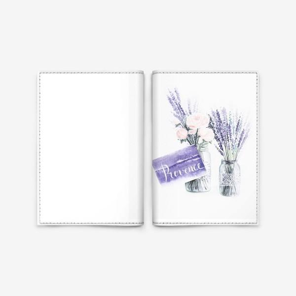 Обложка для паспорта «Provence»