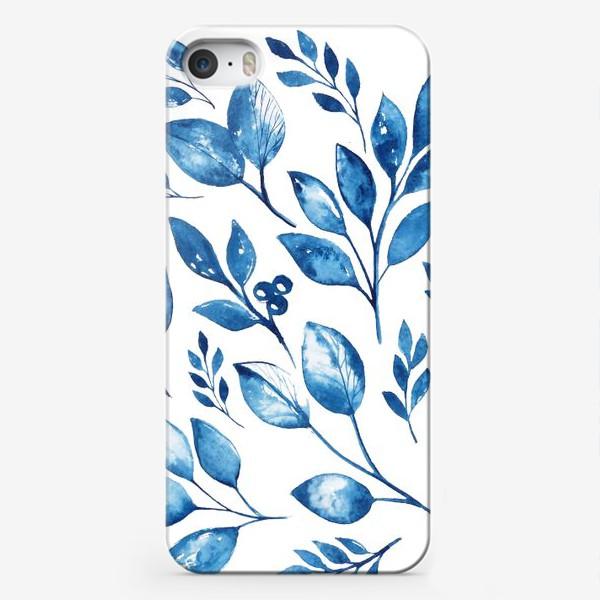 Чехол iPhone «Leafs»