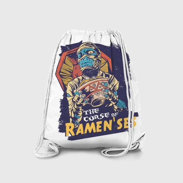 Рюкзак «Проклятие Мумии Рамензеса»
