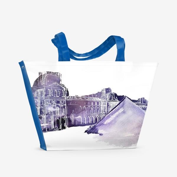 Пляжная сумка «Paris»