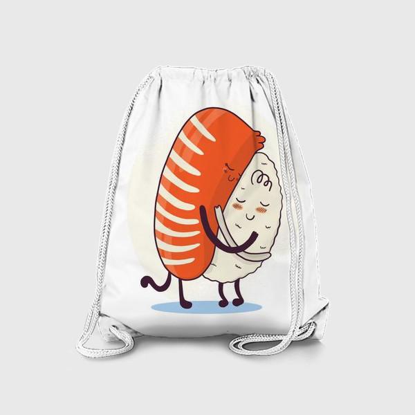 Рюкзак «Суши обнимашки»
