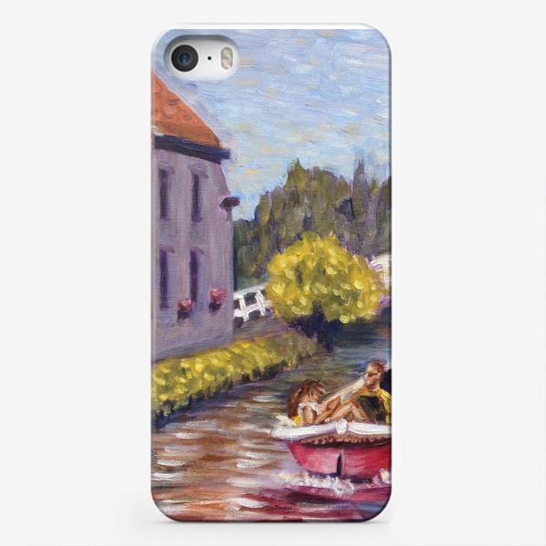 Чехол iPhone «Счастливое лето»