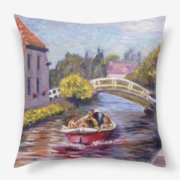 Подушка «Счастливое лето»